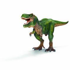Schleich Tyrannosaurus Rex Schleich http://www.amazon.com/dp/B0073RSVMC/ref=cm_sw_r_pi_dp_-xV.tb0F2R282