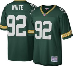 Nfl Uniforms, Nfl Raiders, Nfl History, Uniform Design, Side Panels, Football Jerseys, Green Bay Packers, All About Time, Branding Design