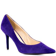Guess Shoes Rolene 2 - Med Purple Suede