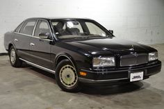 No Reserve: 1990 Nissan President Sovereign    Bring a Trailer