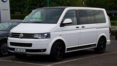 VW T5 Multivan Edition 25 2011