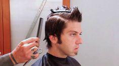 Men's Haircut Tutorial (Full Length) | Faux Hawk
