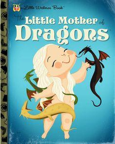 Daenerys Targaryen, Daenerys de la Tormenta, La que no Arde, Rompedora de Cadenas, Madre de Dragones