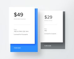 Day040   pricing table by Paul Flavius Nechita