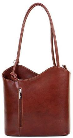 b02a3d234dd New Italian Leather Hand Made Handbag