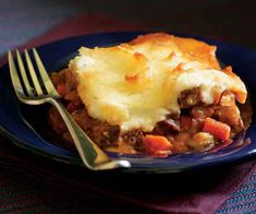 Cottage Pie with Beef & Carrots. Made this using stew beef and it was ...