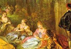 Jean-Antoine Watteau - Video Lessons of Drawing & Painting