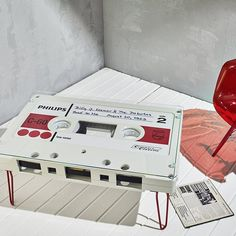 Fancy - Cassette Coffee Table