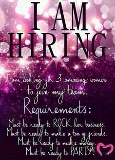 When you're ready to give Younique a shot...message me. We're not like the rest... and different in so many way!!! Want to learn more?? Click the picture and read about why we're different under JOIN on my website.