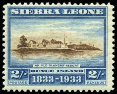 Sierra Leone, Michel 131-143 - 100. day of death Wilberforce and Abschaff. The slavery complete, clean unused, 1 Pfd. Small thin in li. Lower corner, (SG168-180, 1000 Pfd. )  Lot condition *  Dealer Jennes and Klüttermann  Auction Starting Price: 500.00 EUR