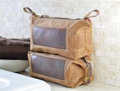NO. 321 Personalized Expandable Dopp Kit in by SivaniDesignsShop