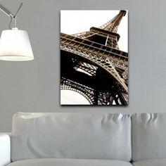 Canvas Model- Artistic Eiffle Tower available on Wysada.com