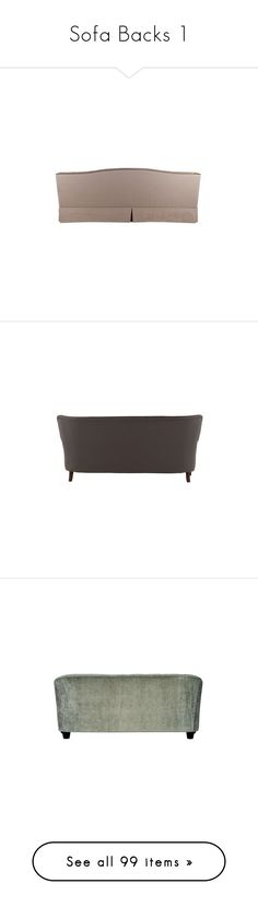 """""""Sofa Backs 1"""" by angiem ❤ liked on Polyvore featuring home, outdoors, patio furniture, sofas, garden patio furniture, outdoor garden furniture, garden furniture, jayson home, sofa and couch"""