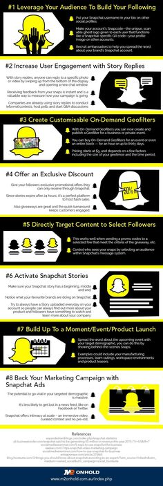 How Snapchat Can Expand Your Brand [infographic]