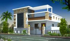 Hasil gambar untuk elevations of independent houses