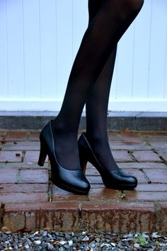 Escarpins noirs classiques   Clarks   Brantano