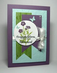 CC539 Wild About Retirement by dahlia19 - Cards and Paper Crafts at Splitcoaststampers