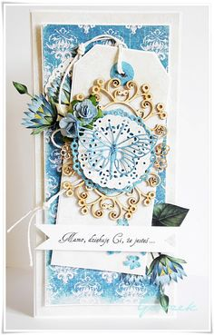 mother's day Love Tag, My Love, Paper Crafts, Diy Crafts, Homemade Cards, Wedding Cards, Birthday Cards, Decorative Boxes, Frame