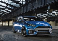 2016 Ford Focus RS Prototype pre-production #FocusRS