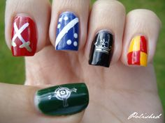 Polished: Medieval Nails
