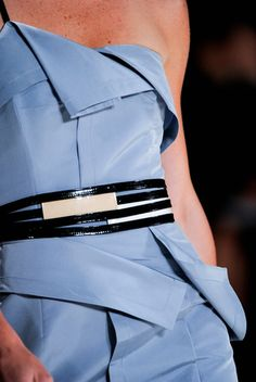 #belts #dress #waist #style