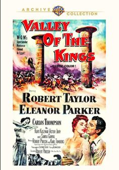 Valley of the Kings - DVD-R (Warner Archive On Demand Region Free) Release Date: Available Now (Amazon U.S.)