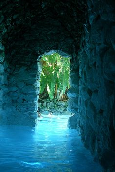 La Gruta hot springs, Guanajuato, Mexico. Went here with Mom.