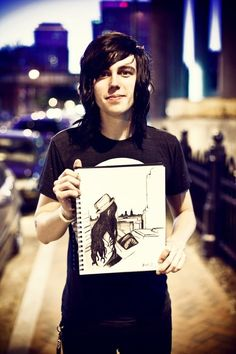 kellin quinn-sleeping with sirens