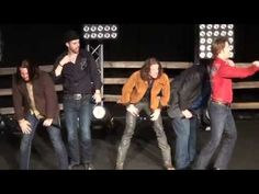 ▶ All about that Bass - Home Free's Crazy Life Tour - YouTube - Country acapella - So fun!