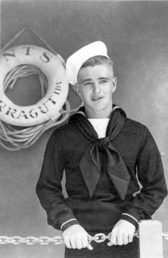 Sailor 1940s WWII