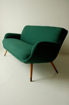 Green Sofa | Anonymous | 1950s