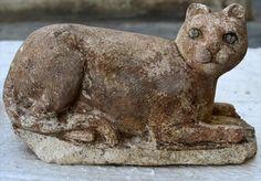 Il gatto per gli antichi egizi, era molto più di un semplice animale domestico, era l'incarnazione di una divinità, la dea Bastet, protettrice della casa.Reperto trovato ad Alessandria d'Egitto