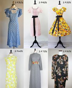 The Fine Line/Dance Between Buying & Pricing True Vintage Clothing w/Lots Of Links to Great Resources