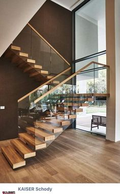 Top 10 Unique Modern Staircase Design Ideas for Your Dream House Most people dream of a big house with two or more floors. SelengkapnyaTop 10 Unique Modern Staircase Design Ideas for Your Dream House design modern staircases
