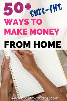 If you're looking for ways to make money from home, click through now! 37 different home business ideas and work-at-home jobs just for you :) Make Money Fast, Make Money From Home, Earn Money, Make Money Online, Matched Betting, Affiliate Websites, Making Extra Cash, Quitting Your Job, Work From Home Jobs