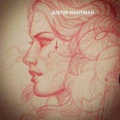 Justin Hartman,  one of my favorites