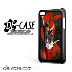 Bruno-Mars For Ipod 4 Ipod Touch 4 Case Phone Case Gift Present YO