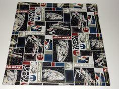 Star Wars Handkerchief or Pocket Square by HankieShop on Etsy