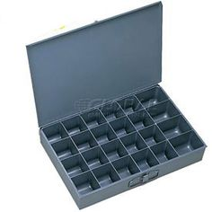 Bins, Totes & Containers | Boxes-Compartment | Parts Compartment Storage Boxes - GlobalIndustrial.com