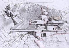 """#architecturestudent #next_top_architects #archdaily #architectural #architecturesketch #architectlover #arquitetura #arquitectura #architekture…"""