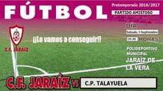 Partido amistoso el sábado entre los equipos C.F. Jaraíz y C.P. Talayuela. El…