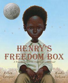 Black History Books, Black History Month, Henrys Freedom Box, Kadir Nelson, Middle Passage, Kindness Activities, History Activities, Kindergarten, Coretta Scott King