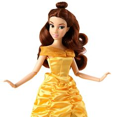 Belle Classic Doll - 12''