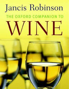 jancis robinson's oxford companion to wine | the drinks business