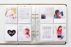 Carly Robertson Project Life featuring Paislee Press