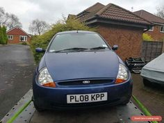 Ford KA Style. Spares or repair #ford #kastyle #forsale #unitedkingdom