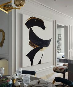 Design as contemporary art: apartment in San Francisco | PUFIK. Beautiful Interiors. Online Magazine