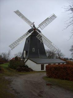 Mariendals Mølle, Hobrovej 136 i Aalborg (Skalborg in the region of Nordjylland)