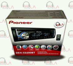Sourcing-LA: Pioneer DEH-X6600BT  $129.99   Pioneer DEH-X6600B...