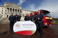 Eventi News 24: Preparativi sono conclusi, l'attesa è terminata e l'Irlanda del Nord è pronta a dare il via all'edizione 2013 del WPFG, il World Police and Fire Games, ovvero le competizioni atleti...